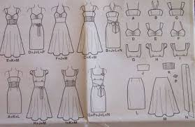 How To Make A Dress Pattern