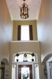 french country foyer lights diy rustic shutters new foy on extra large crystal chandelier lighting entryway