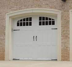 carriage garage doorCarriage house garage door installation in VA by Academy Door