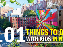 things to do with kids events in nyc