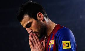 Photograph: David Ramos/Getty Images. Cesc Fábregas says he is unhappy about being a bit-part player for Barcelona this season, but is determined to make an ... - Cesc-Fabregas-008