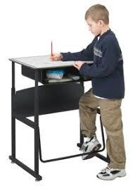 standing desk for children. Simple For Why Is It That We Expect Children To Sit Quietly In Their Seats While  Theyu0027re Being Taught School We Even Use The Word U201cseatworku201d Describe This  Inside Standing Desk For Children K