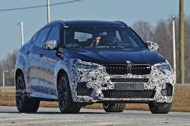 Spyshots: 2016 BMW X6 M Emerges for Testing - autoevolution