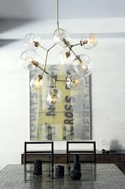 branching bubble chandelier ceiling lamp by globe lindsey adelman 3 globe branching bubble chandelier