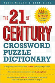 the 21st century crossword puzzle dictionary read an excerpt of this book