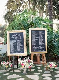 Indian Wells Tennis Center Seating Chart 25 Unique Wedding Seating Charts To Guide Guests To Their