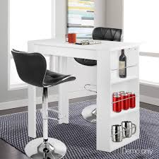 home office magazine. 3 Shelf Bar Dining Table Breakfast Kitchen Drinks Wine Rack Home Office Magazine N