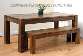 kitchen table benches top exceptional rustic dining table with bench dark wood kitchen table and chairs set ikea