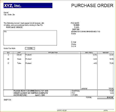 local purchasing order 6 purchase order example timeline template