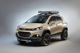 2018 chevrolet trax. Fine Chevrolet Chevrolet Trax Activ Concept 001  SEMA 2016 And 2018 Chevrolet Trax