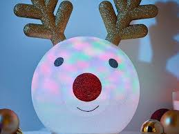 Disco Ball Light Tesco Asda Is Selling A 5 Reindeer Disco Ball For Christmas And