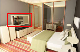 bedroom tip bad feng shui. Why Mirror Facing The Bed Is Bad Feng Shui Bedroom Tip D