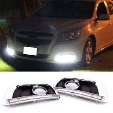 2013 Chevy Malibu Daytime Running Lights Switchback Led Daytime Running Light Kit For 2013 2015 Chevrolet Malibu White Amber Drl Bezel Assy W Module Box Powered By 22 Pieces Led Lights