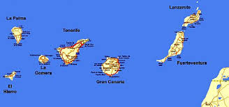 Tenerife Weather Chart Canary Islands Climate Average Weather Temperature