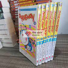 Trọn bộ 6 tập Doremon Plus - Fujiko F Fujio - Giá Sách Online.com