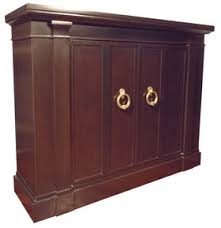 dark mahogany furniture. Delighful Dark Zoom Image Small Bar Or Hall Cabinet In Dark Mahogany MidCentury Modern  Wood By Steven Intended Furniture