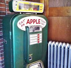 No More Apples In The Vending Machine Enchanting The Amazing Apple Vending Machine Of Hyde Park New York