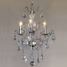 charlotte silver antique french style chandelier