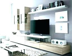 floating tv shelf diy white gloss floating unit stands units shelf office cool dwell w shelves