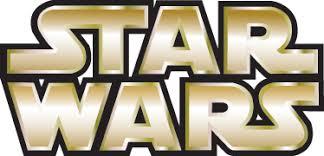 Star Wars Logo Aufkleber - TenStickers