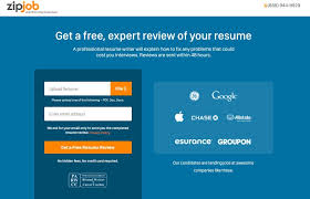 5 Places To Get Professional Feedback On Your Resume Zipjob