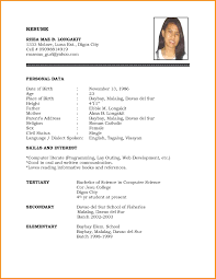 Resume Example For Job Application 24 Job Apply Resume In Pdf Pandora Squared 14