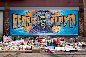 Artists Honor George Floyd