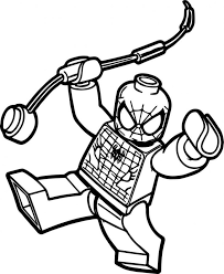 Spiderman coloring table to get your child spend sometime on drawing. Spiderman Coloring Pages Picture Whitesbelfast
