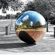 stainless steel spheres stainless steel sphere stainless steel sphere garden ornament stainless steel spheres australia