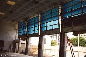 Restaurant Garage Doors Restaurant And Bar Aluminum Garage Door