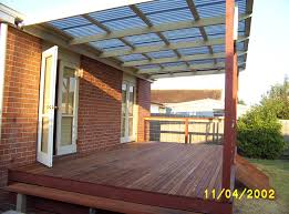 From Colorbond To Polycarbonate Laserlite To A Tiled Flat Roof