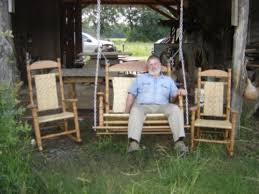 Master Craftsman Greg Harkins - Harkins Chairs