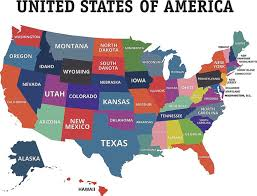 Official U Nonofficial Of States And s Nicknames