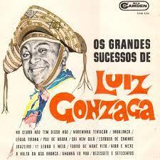LP - Os Grandes Sucessos de Luiz Gonzaga Capa | Luiz gonzaga, Juazeiro,  Canindé