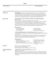 Interesting Ideas Catering Manager Resume Server Resumes Counter