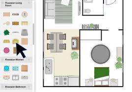 example floor plan diagram