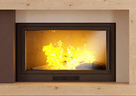 glass for fireplace doors dulles