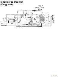 mtd lawn tractors nn wiring diagram mtd lawn tractors 13 102 135n765n678 1995 wiring diagram vanguard