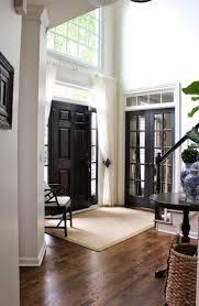 House With Black Trim Best 25 Black Interior Doors Ideas On Pinterest Black Doors