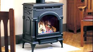 free standing ventless gas fireplace empire premium vent free fireplace free standing