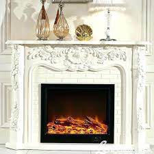 country style electric fireplace french country style fireplace mantels classic wooden mantel electric insert artificial optical flame decoration electric