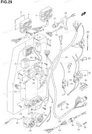 1999 dt140 suzuki marine outboard electrical (~modell 00) diagram Suzuki 115 Outboard Motor Diagram at Suzuki Dt140 Outboard Wiring Diagram