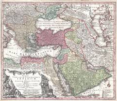 ott history podcast mapping the ott s seutter map of ott empire 1730