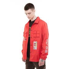 Куртка ЮНОСТЬ™ «Техник» Красный - Бордшоп#1