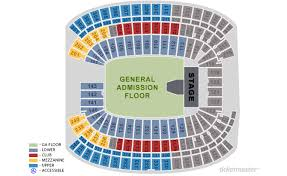 Gillette Stadium One Direction Seating Chart Cid Entertainment