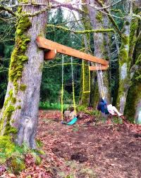 tree house plans for two trees. Interesting Trees The Tuscan Home Spring Break Tree Swing Project  Kids Pinterest  Swings And Backyard Intended House Plans For Two Trees P