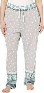 Aventura Clothing Womens Plus Size Nordic Border Pj Pants At