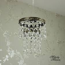 clear glass beaded chandelier clear glass tier pendant light