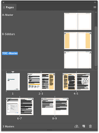Indesign Template Of The Month Manual Indesignsecrets Com