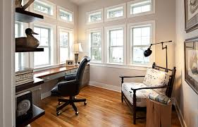 office in house. Outer Banks Beach House American-traditional-home-office Office In O